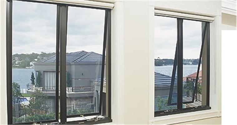 Cửa nhôm Xingfa hệ cửa sổ mở lật
