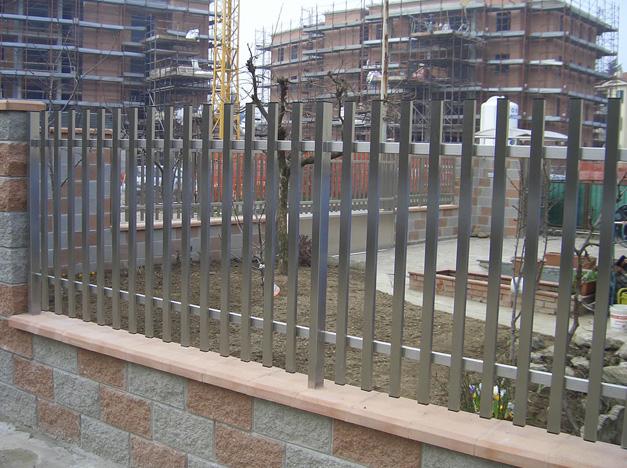 Hàng rào inox đẹp