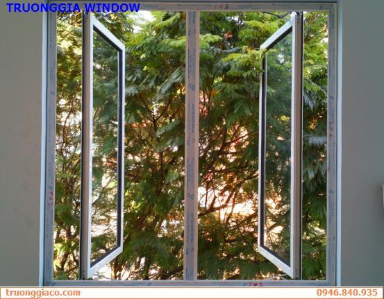 Mẫu cửa sổ đẹp và sang trọng, cửa nhôm cao cấp