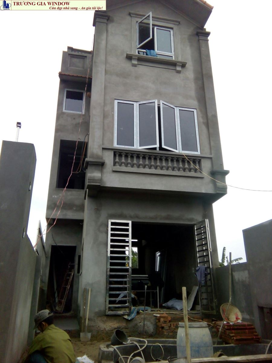 Cửa nhôm Việt pháp