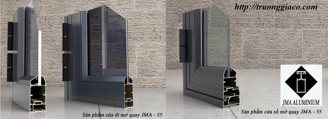 Cửa nhôm JMA