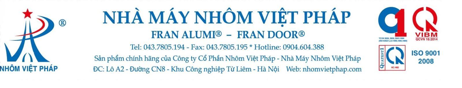 Nhom Việt pháp chính hãng từ liêm hà nội