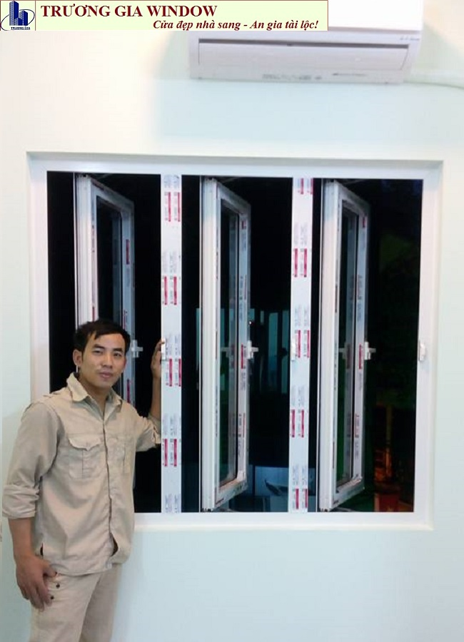 cửa sổ 3 cánh xingfa